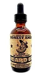 Honest Amish - Classic Beard Oil - 2 Oun...