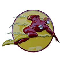The Flash on the move Novelty Belt Buckle