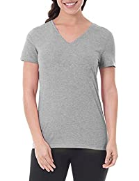 Womens Core Active V-Neck Workout T-Shirt