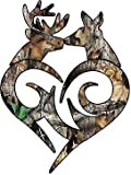 camouflage truck decals - Browning Buck Doe aged Wood Camo Decal Vinyl Sticker|Cars Trucks Vans Walls Laptop