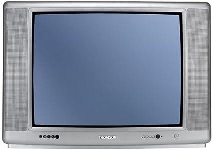 Thomson 28 DN 420 g 71,1 cm (28 pulgadas) 4: 3 televisor Plata ...