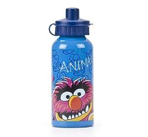 Muppets Animal - Botella de agua de aluminio