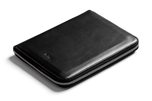 Stationery Folio - Bellroy Work Folio A5, Work Accessories (A5 Notebook, pens, Cables, Stationery and Travel Items)