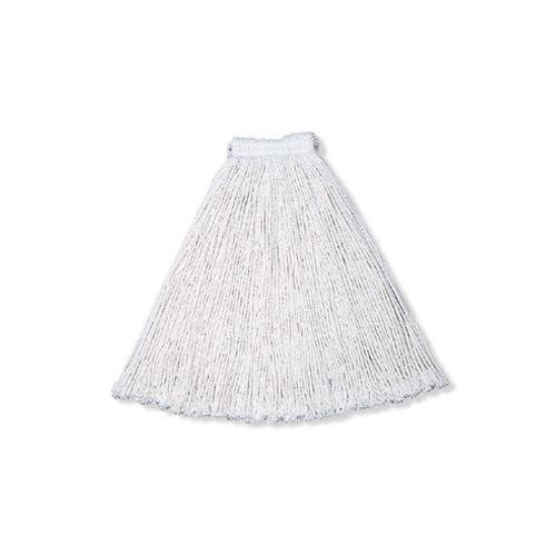 Value-Pro Cotton Mop 32Oz - Wh 12/Cs