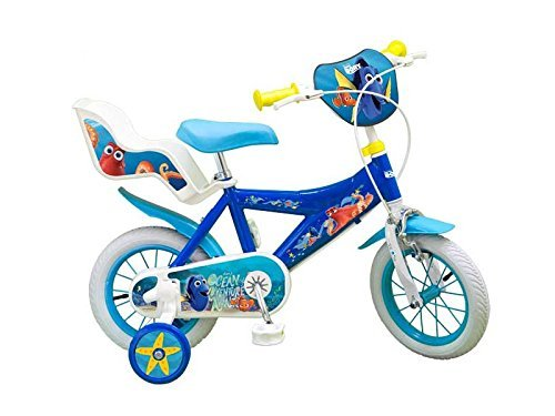 Toimsa 771 EN71 12-Inch Finding Dory Bicycle by Toimsa
