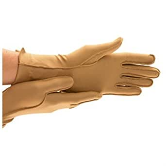 Isotoner Therapeutic Arthritis Gloves, Full Finger, X