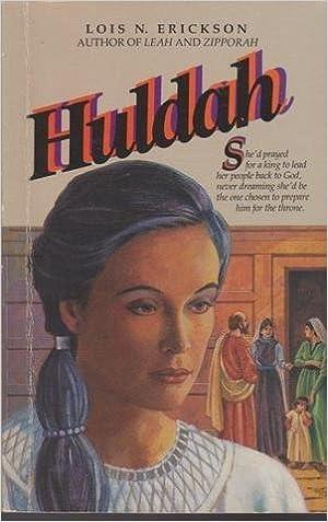 Book Huldah by Ken McFarland (1991-05-04)