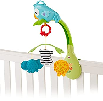 Fisher-price Rainforest Friends 3-in-1 Musical Mobile 7