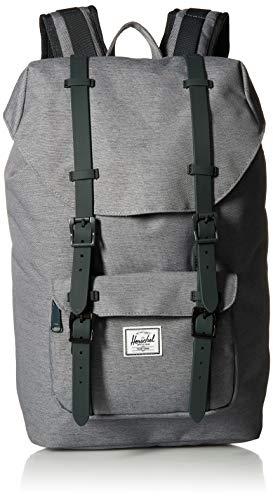 Herschel Little America Laptop Backpack, Mid Grey