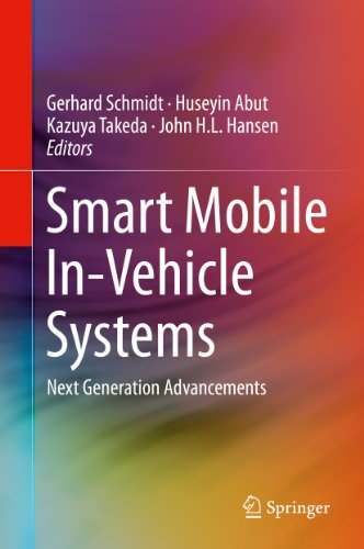 Download Smart Mobile In-Vehicle Systems: Next Generation Advancements Pdf