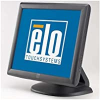 TYCO Elo 1715L Touchscreen LCD Monitor, 17 - Surface Acoustic Wave - 1280 x 1024 - 5:4 - Dark Gray E719160