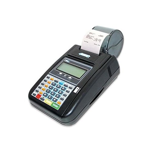 - Hypercom T7Plus Credit Card Terminal, 1MB Memory