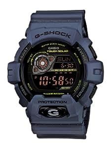 Amazon.com: Casio Men's GR8900NV-2 G-Shock Tough Solar ...