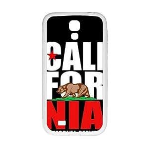california republic t shirt Phone Case for Samsung Galaxy S4 Case
