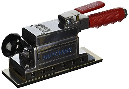 Hutchins 2023 8-Inch Hustler II Mini Straight Line Air Sander