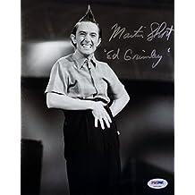 "Martin Short Signed ""Ed Grimley"" 8x10 Photo PSA/DNA SCTV Saturday Night Live SNL"