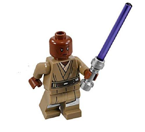 LEGO Star Wars - Jedi Master Mace Windu Minifigure (2018)