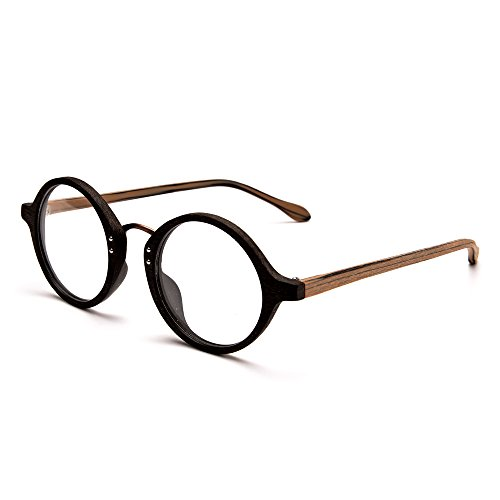 Lovely Reading Classical Reading Glasses Anti Fatigue Like Wood Frams Eyeglasses (Wood, - Frams Eye Glasses