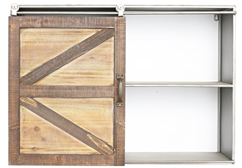 Sliding Door Cabinet Cottage (Special T Imports 27.5