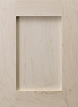 Cabinet Doors U0027Nu0027 More 10u0026quot; X 28u0026quot; Unfinished Paint Grade Hard Maple