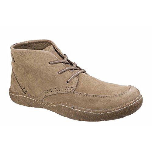Hush Puppies Mens Finnian Sling Sneaker Boots Donkerbruin