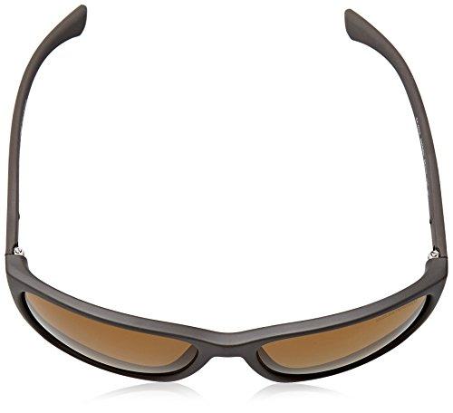 Rubber Sonnenbrille EA4078 Armani Emporio 530583 Brown wI5qAxxB0