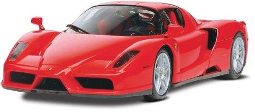 Revell SnapTite Enzo Ferrari Plastic Model Kit Chrome Plated Fireplace