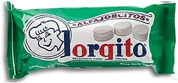 MINI JORGITO Alfajores Relleno con Membrillo, 6 ct - 150 gr.