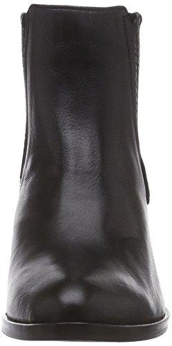 Daniel Hechter HJ58311S - botines chelsea de cuero mujer negro - negro