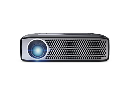 Philips ppx4935 pocket smart projector 350 lumens led for Bluetooth hdmi projector