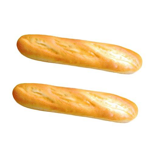 miraclekoo-bread-shape-soft-keyboard-pad-wrist-pad-wrist-rests-soft-squishy-bread-charm2-pcs