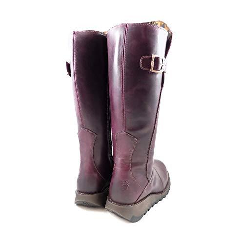 Chukka Fly MOL Women's London 2 Boots Purple wCTqFCAn