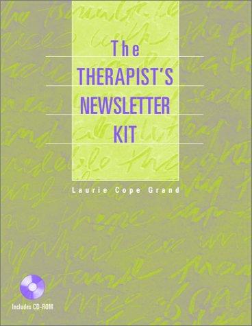 The Therapist's Newsletter Kit