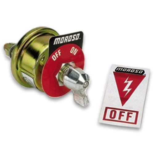 Moroso 74101 Heavy-Duty Battery Disconnect Switch