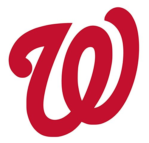 WASHINGTON NATIONALS Vinyl Sticker Decals for Car bumper window macbook laptop (4