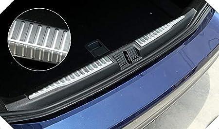 Yiwang accessorio per auto Giulia 2017-2020 protezione per paraurti posteriore in acciaio inox 304