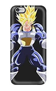 Everett L. Carrasquillo's Shop Perfect Fit Super Saiyan Goku Case For Iphone - 6 Plus