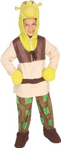 [Shrek Child's Deluxe Costume, Shrek Costume] (Shrek Costume For Toddler)