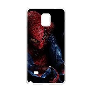 Samsung Galaxy Note 4 Cell Phone Case White_The Amazing Spider Man Lsszu