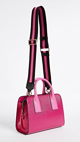Little Marc Multi Big Hibiscus Satchel Jacobs Shot Women's 1qEAHES