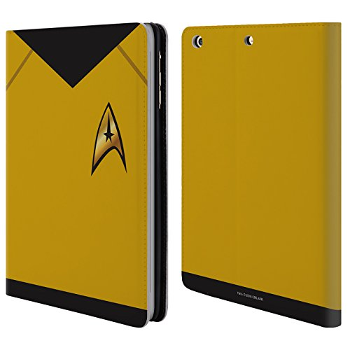 Official Star Trek Command Uniforms And Badges TOS Leathe...