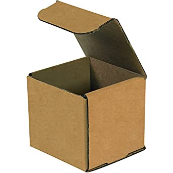 Amazon.com: Cajas rápido bfm333 K sobres de cartón ondulado ...