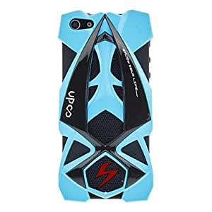 xiao Special Design Racing Car Shape Hard Case for iPhone 5/5S (Assorted Colors) , Blue