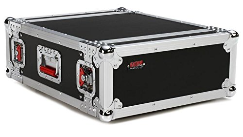Gator 4U, Standard Audio Road Rack Case (G-TOUR 4U) by Gator