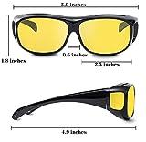 tazat Night Vision Glasses for Driving, Night