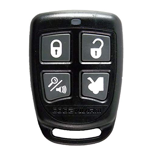 4-button CODE ALARM (AUDIOVOX) Keyfob Remote - OE Part CATX4 (Alarm Code Start Remote)