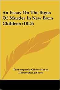 child murders essay