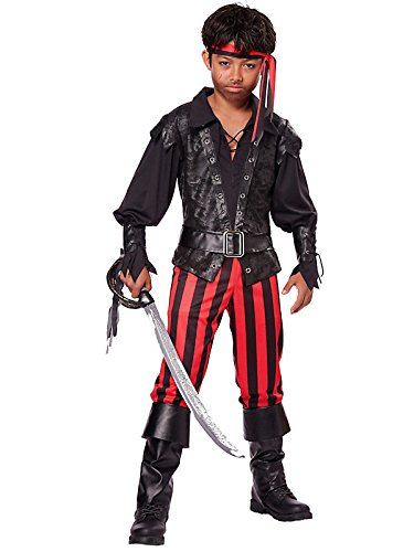 California Costumes Briny Buccaneer Costume