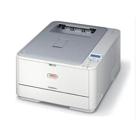 OKI C330DN Color 1200 x 600DPI A4 - Impresora láser (Laser ...