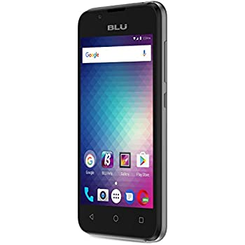 BLU Advance 4.0 L3 -Unlocked Dual Sim Smartphone -Grey